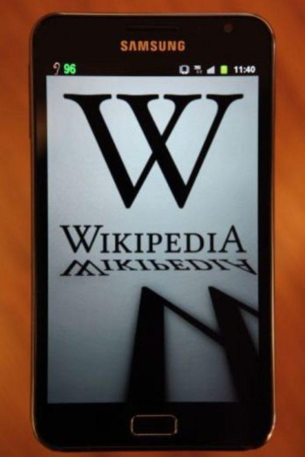 Katherine Maher, directora de comunicaciones de Wikipedia, indica cómo es que sobrevive la plataforma. Foto:Getty Images