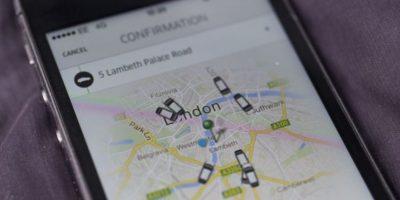 Uber es una startup estadounidense fundada en marzo de 2009. Foto:Getty Images