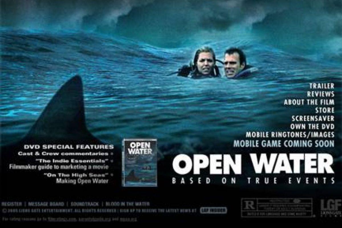 Open Water Foto:Agencias