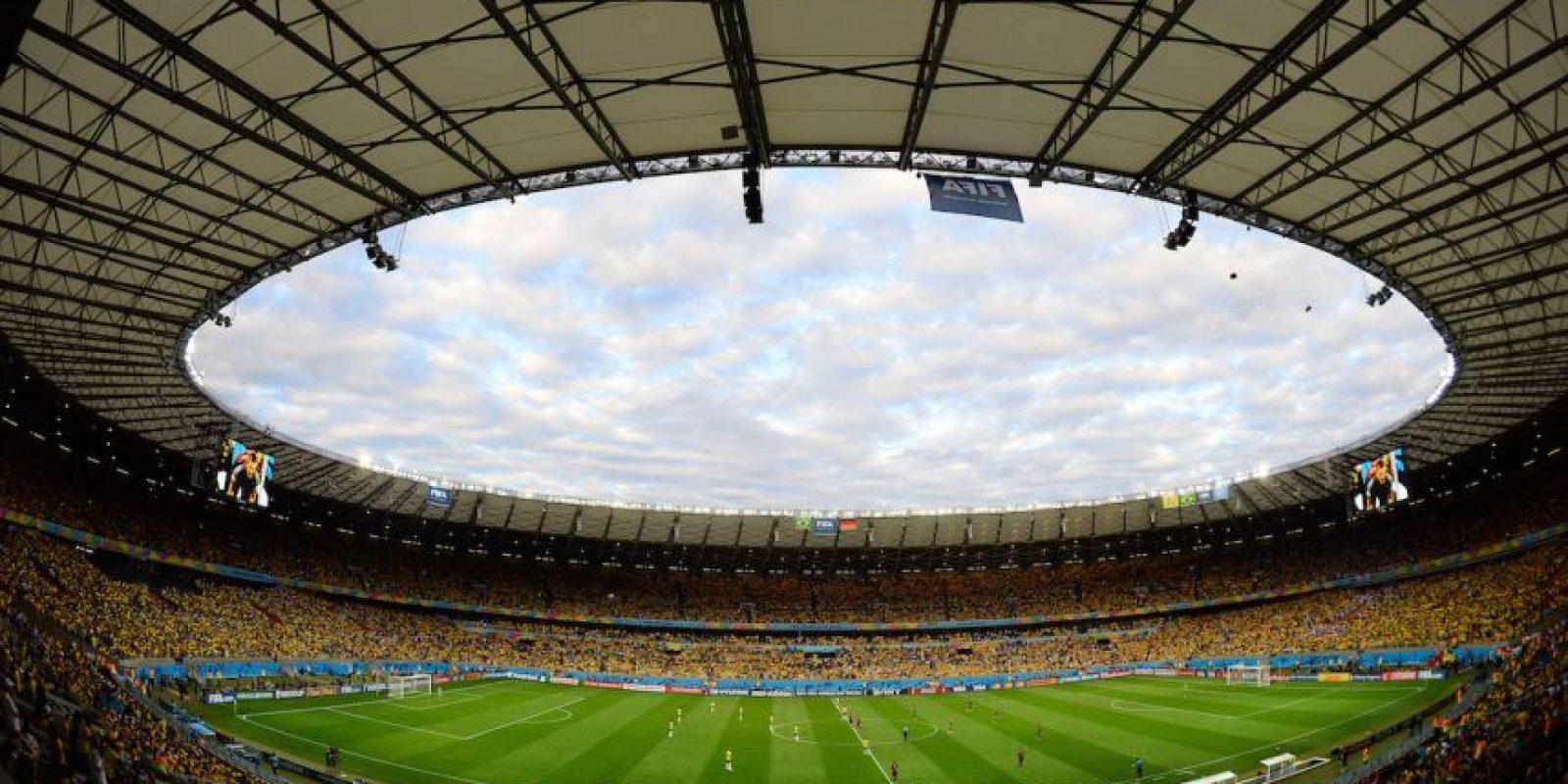 El Estadio Mineirao de Belo Horizonte, fue el testigo de la mayor humillación de la Selección de Brasil en la historia. Foto:Getty Images