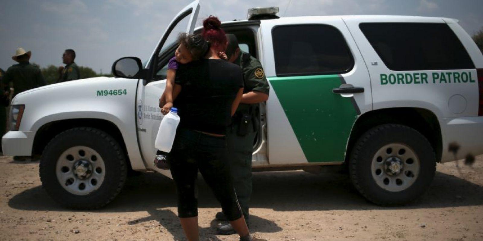 Los menores utilizados por los grupos delictivos también entran en este recuento Foto:Getty Images