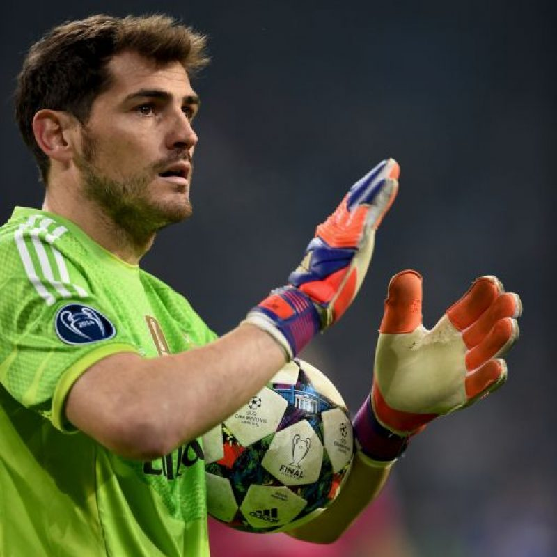 1. Iker Casillas Foto: Getty Images