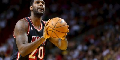 3. Greg Oden Foto: Getty Images