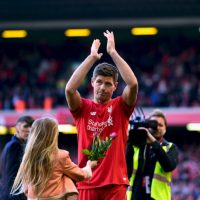 4. Steven Gerrard Foto: Getty Images