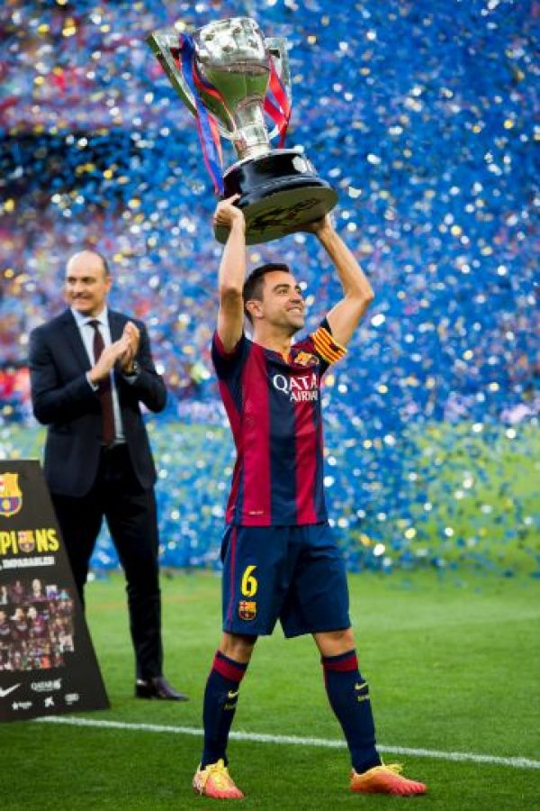 7. Xavi Foto: Getty Images