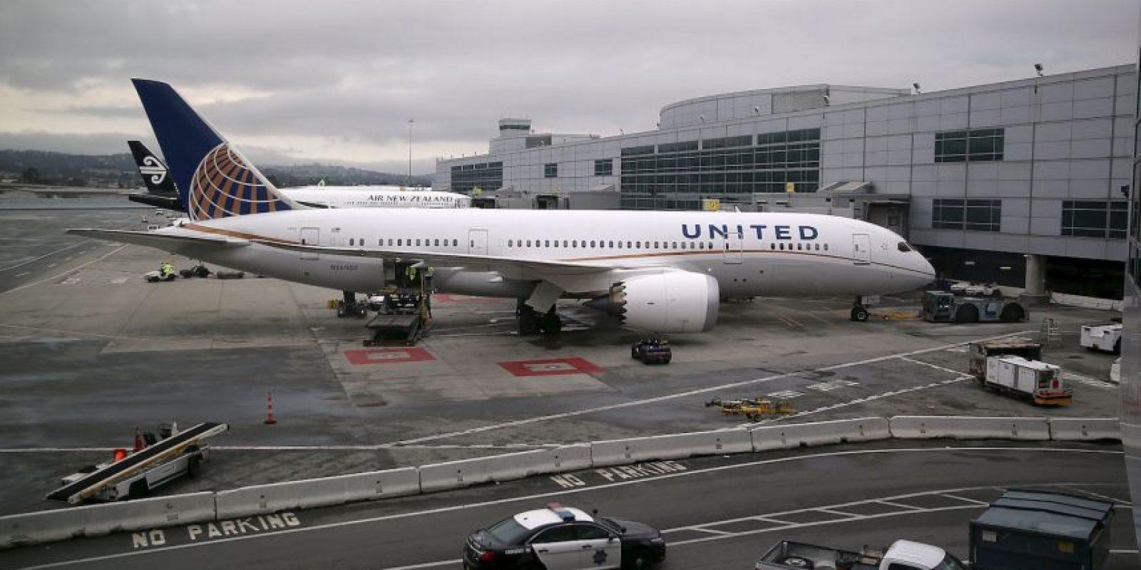 Después de una alerta en el sistema la aerolínea suspendió sus vuelos Foto:Getty Images