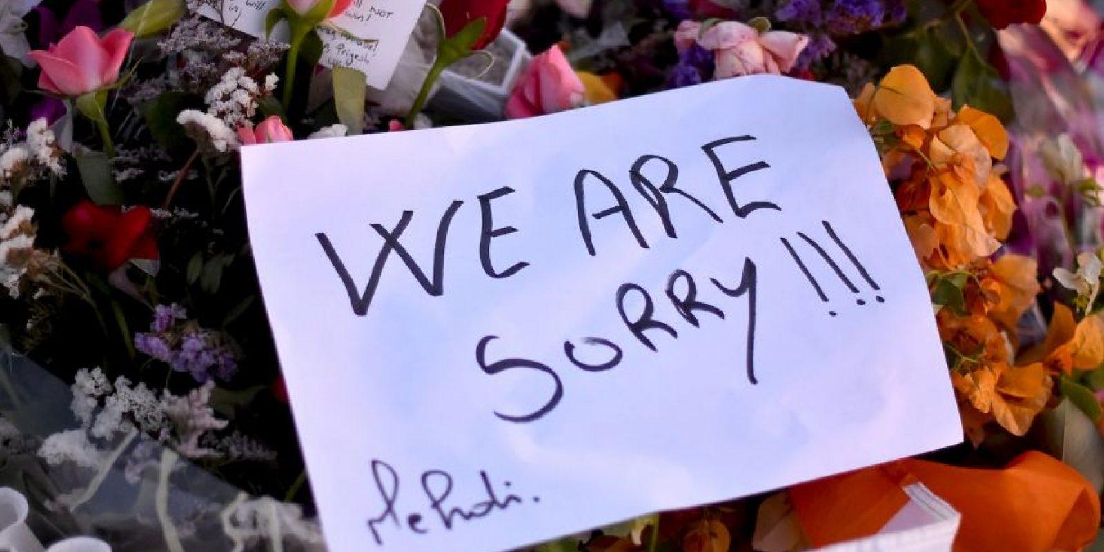 6. Este le perdonó la vida a varios tunecinos que se encontraban en el lugar. Foto:Getty Images