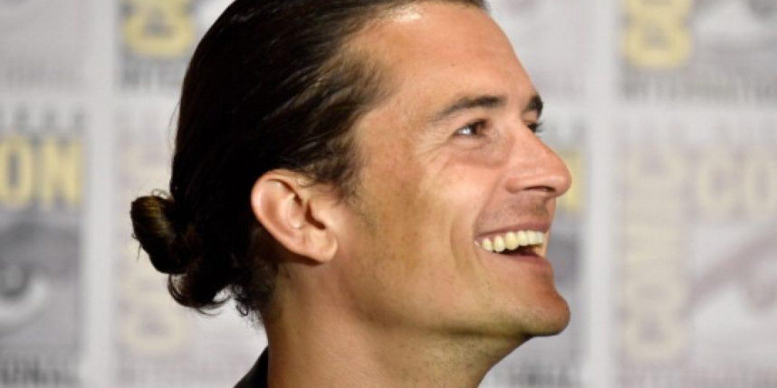 De resto, ha sido célebre por golpear a Justin Bieber y ser el padre del hijo de Miranda Kerr. Foto:vía Getty Images