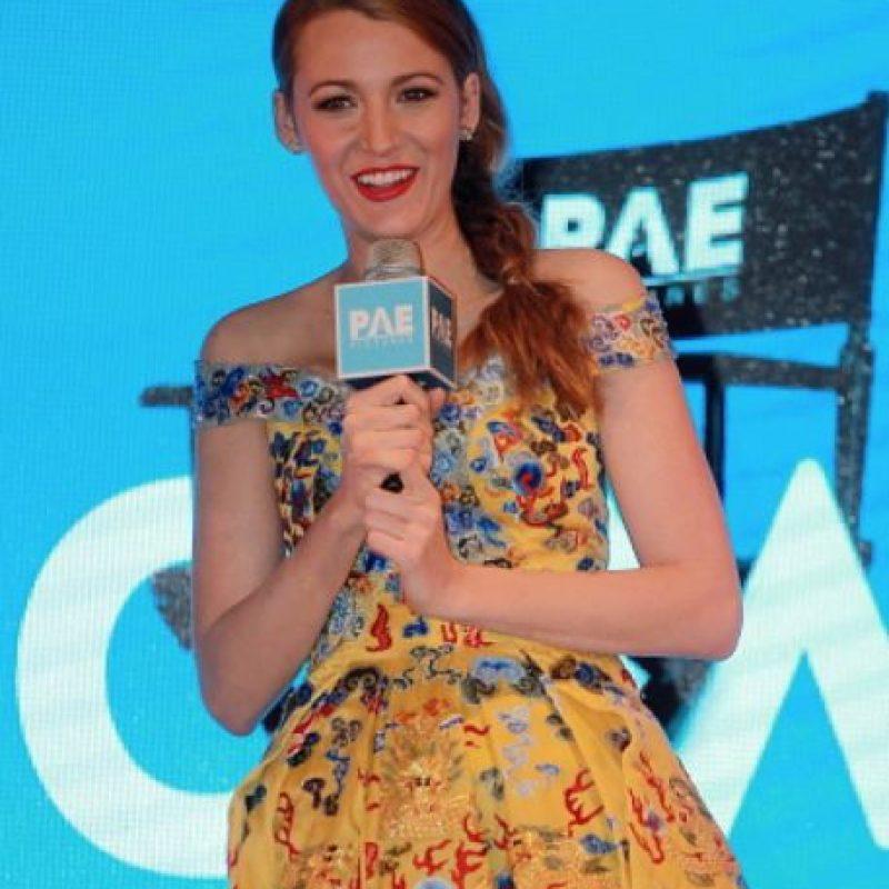 Y menos con competidoras de su edad como Emma Watson, Emma Stone o Jennifer Lawrence. Foto:vía Getty Images