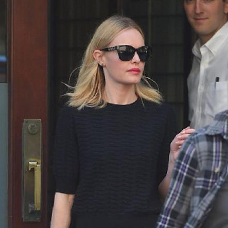 ¿Alguien se acuerda de Kate Bosworth? Foto:vía Getty Images