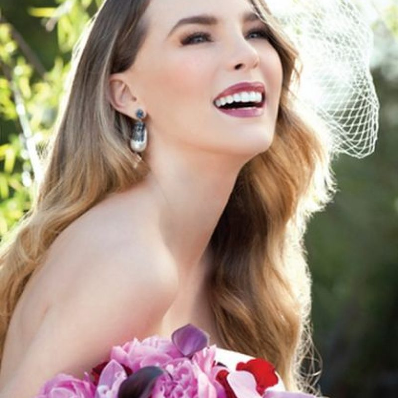 """En dicha publicación confesó que """"sí creo en el matrimonio"""" Foto:Vía caras.com.mx"""