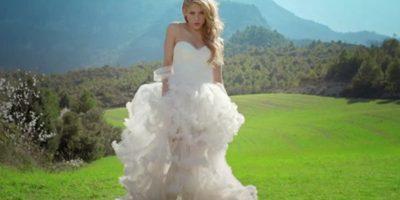 Shakira está en una relación formal con Gerard Piqué. Tiene dos hijos, pero no se han casado Foto:Vía shakiraVEVO