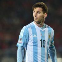 """""""El mejor jugador del mundo no nos representa en los momentos importantes. Su actuación de ayer fue, directamente, indignante"""", publicó el diario """"Olé"""" de Argentina. Foto:AFP"""