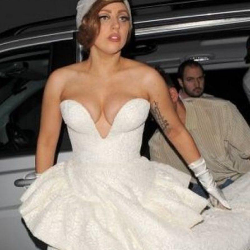 Lady Gaga Foto:Tumbrl