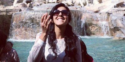 Nataly Michel. Entre los logros de la esgrimista mexicana se encuentra el oro en el Campeonato Mundia del año pasado, que se llevó a cabo en Cancún, Quintana Roo Foto:Vía twitter.com/natalymichel9