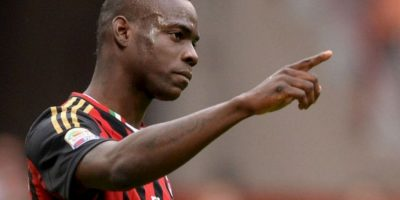 Mario Balotelli también estuvo relacionado con Thompson Foto: Getty Images