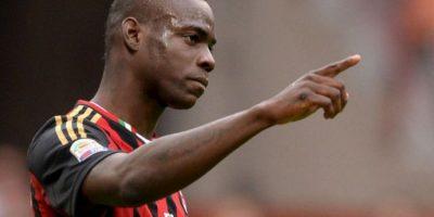 Mario Balotelli también estuvo relacionado con Thompson Foto:Getty Images