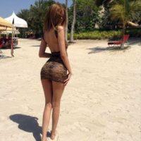 La prostituta Zahia Dehar tuvo relaciones con Ribéry y Benzema, cuando era menor de edad Foto:Vía instagram.com/zahiadehar_