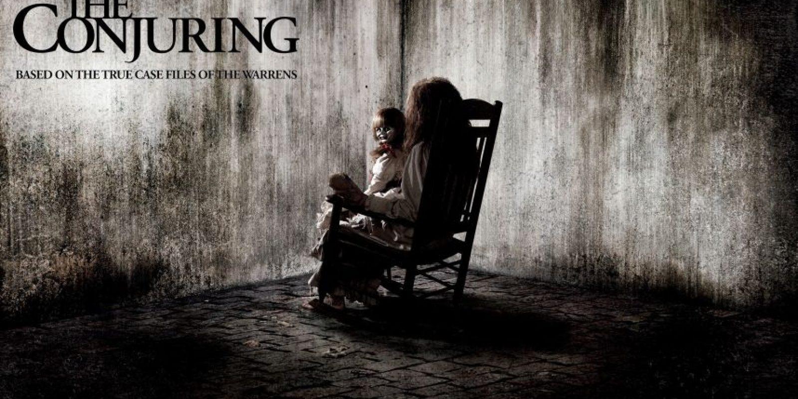 The Conjuring Foto:Agencias