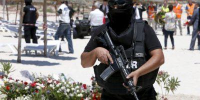 El gobierno de Túnez planea construir un muro en la frontera con Libia. Foto:AP