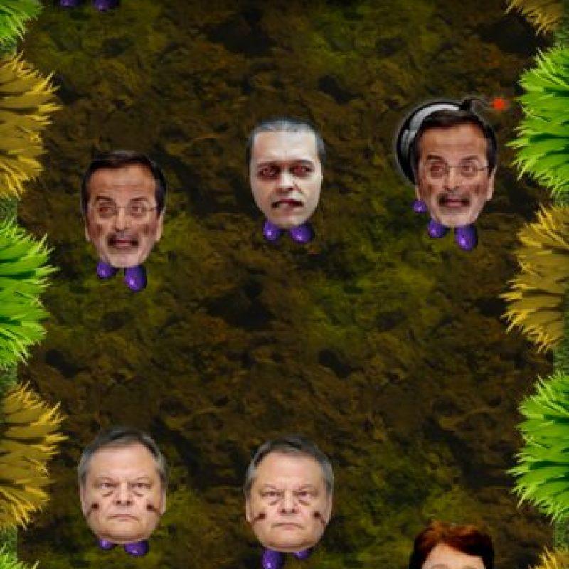 El objetivo es evitar que políticos europeos zombi lleguen a las urnas Foto:Soft Sky Creations – Google Play