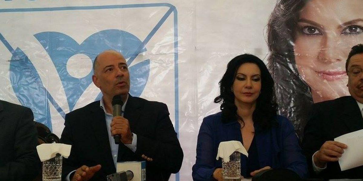 Zury Ríos asegura que será candidata a la presidencia