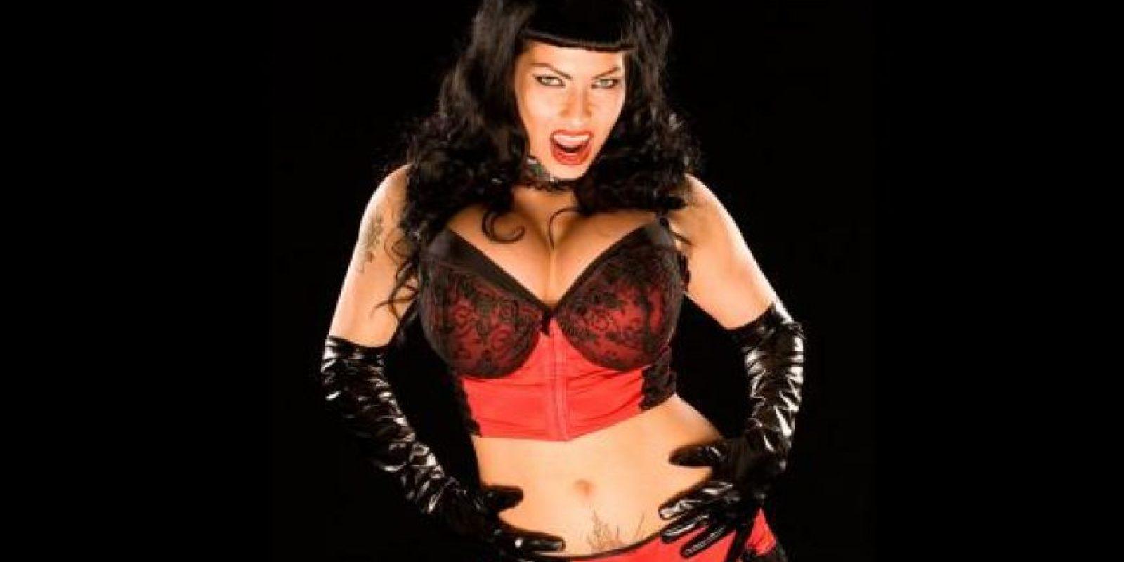 Fue parte de la WWE de 2005 a 2007 Foto:WWE