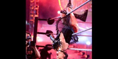 Miren las imágenes de las redes sociales de Shelly Martínez Foto:WWE