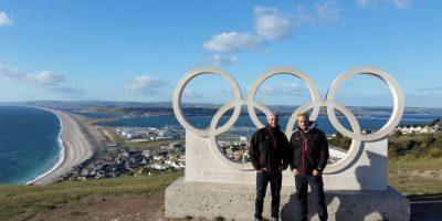 Esperan participar en los Juegos Olímpicos de Rio de Janeiro 2016. Foto:Vía facebook.com/fergusonsailing
