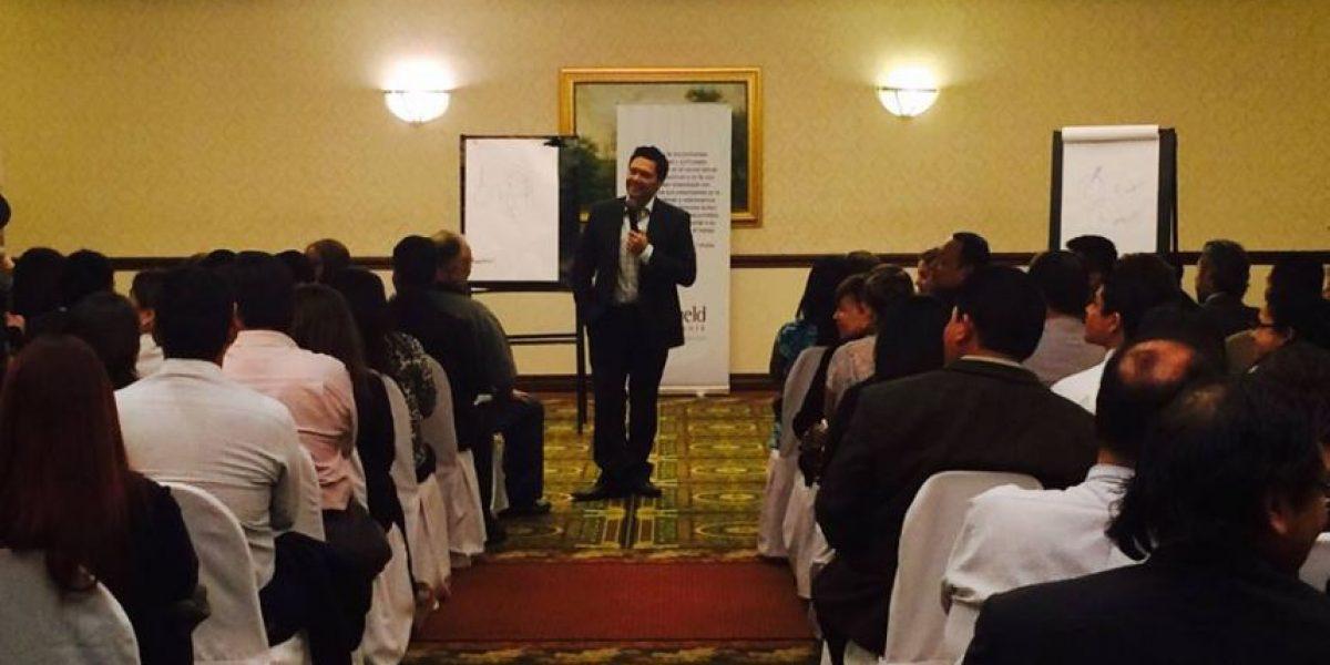 Las mejores frases del coach Gonzalo Córdova en su presentación en Guatemala