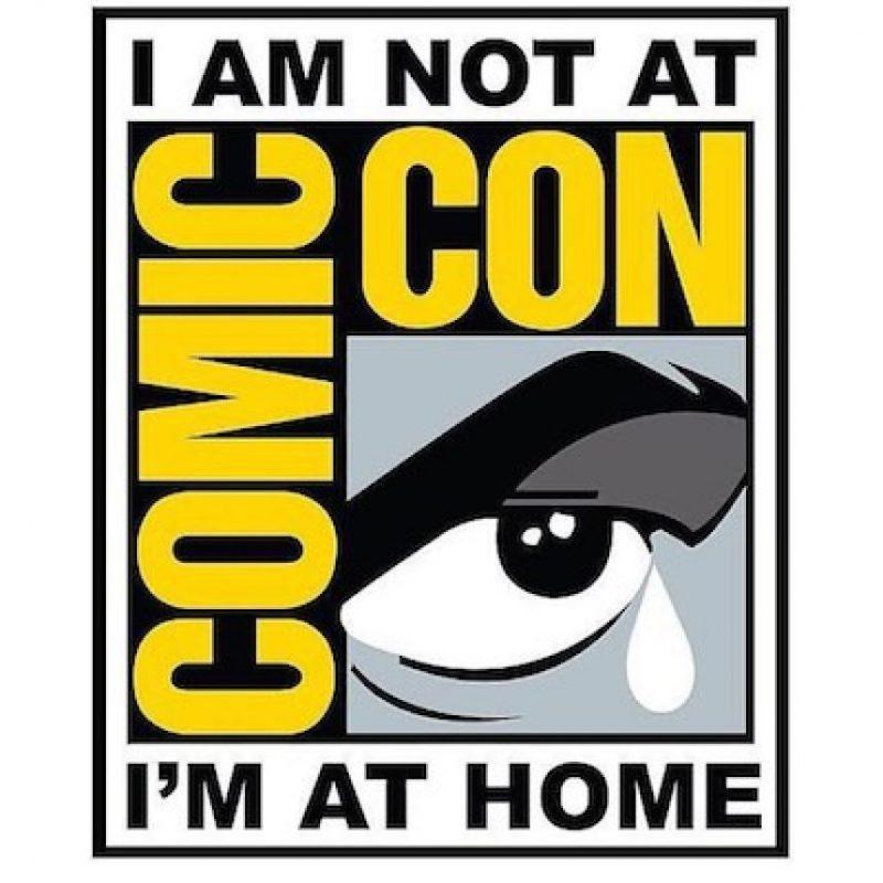 """""""No estoy en Comic Con, estoy en casa"""", es uno de los memes más populares de redes sociales Foto:Instagram.com/"""