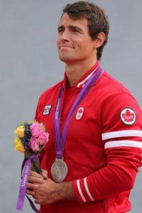 5. Adam van Koeverden (Canadá) Foto:Getty Images