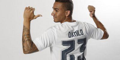 Ahí, el defensa aseguró que su sueño de niño era fichar por el Real Madrid. Foto:Getty Images