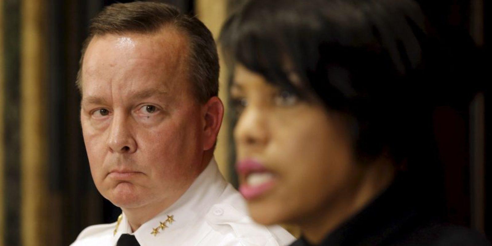 Kevin Davis será el nuevo encargado de seguridad en la ciudad. Foto:AP