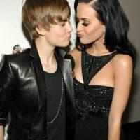 Justin Bieber y Katy Perry