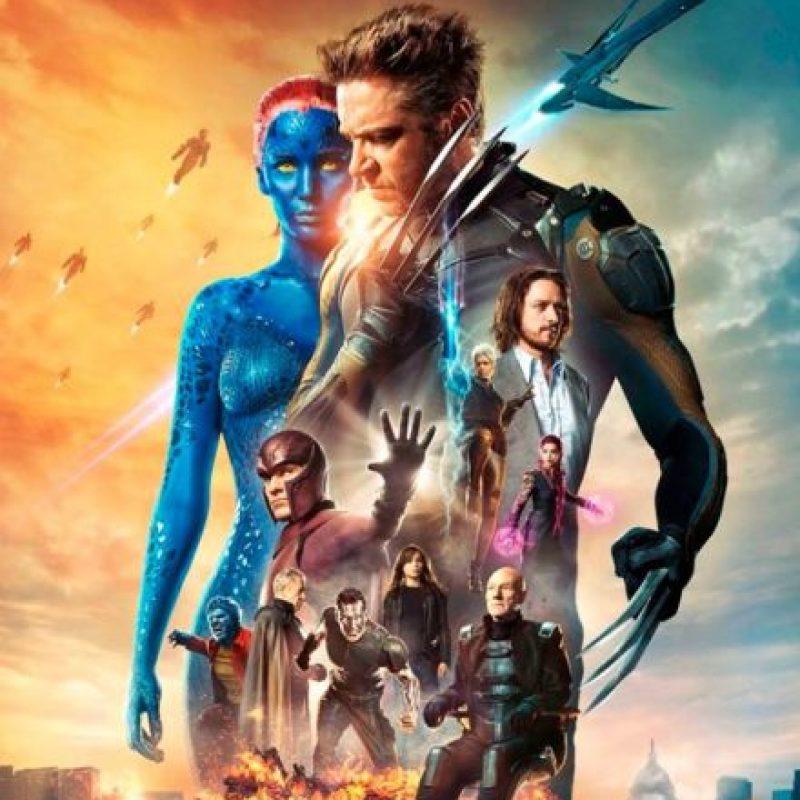 """""""X-Men: Apocalipsis"""" llegará a Estados Unidos el próximo 27 de mayo de 2016. Foto:Facebook/X-Menpelículas"""