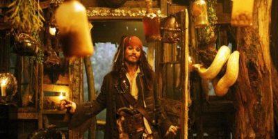 "Johnny Depp llegó a un hospital infantil disfrazado como ""Jack Sparrow"""