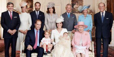 El peruano, Mario Testino retrató a la familia real. Foto:Getty Images