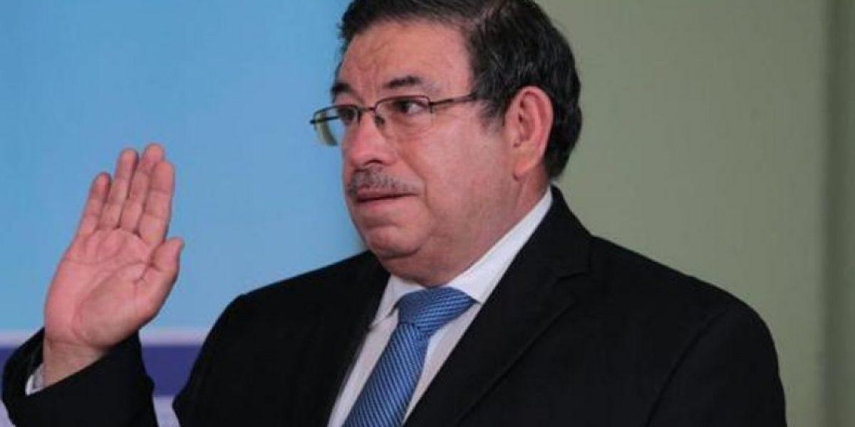 Exministro de Energía y Minas es acusado por dos delitos