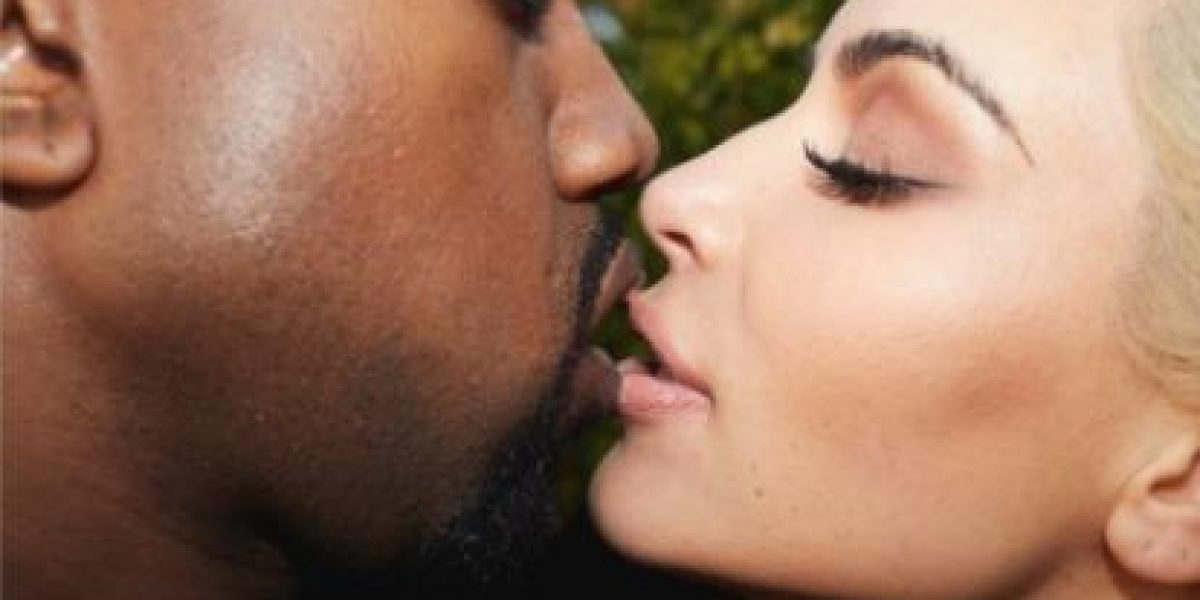 FOTOS: Kim Kardashian posó en ropa interior para Kanye West
