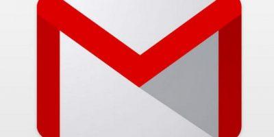 Gmail, el cliente de correo electrónico de Google. Foto:Gmail