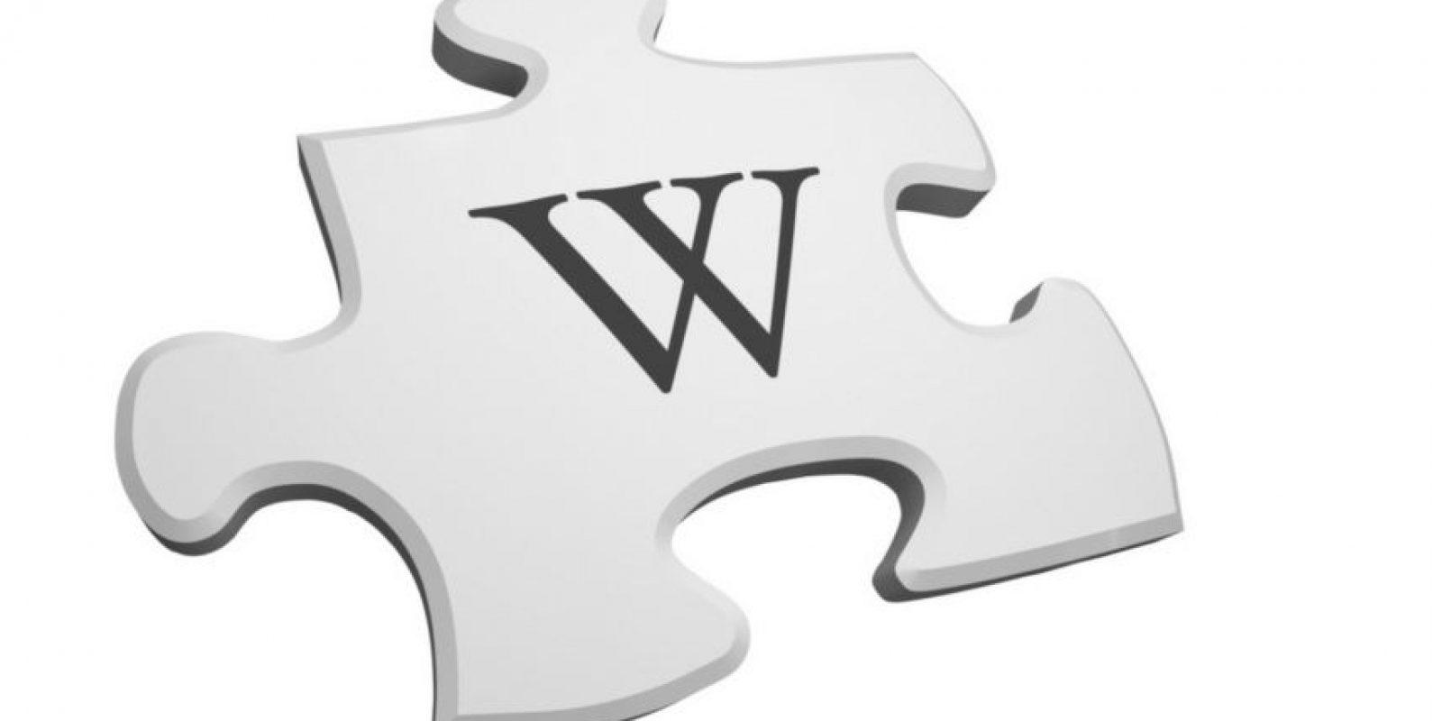 75 mil personas de todo el mundo ayudan o colaboran cada mes con Wikipedia. Más de medio millón de personas leen artículos de Wikipedia cada mes. Foto:Tumblr