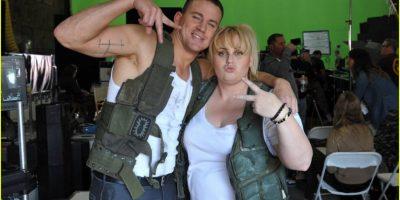 Rebel Wilson y Channing Tatum Foto:Agencias