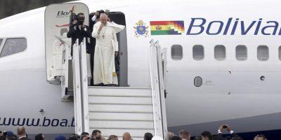 7. Según el Instituto Nacional de Estadística de Bolivia 77.63% de la población es católica. Foto:AP