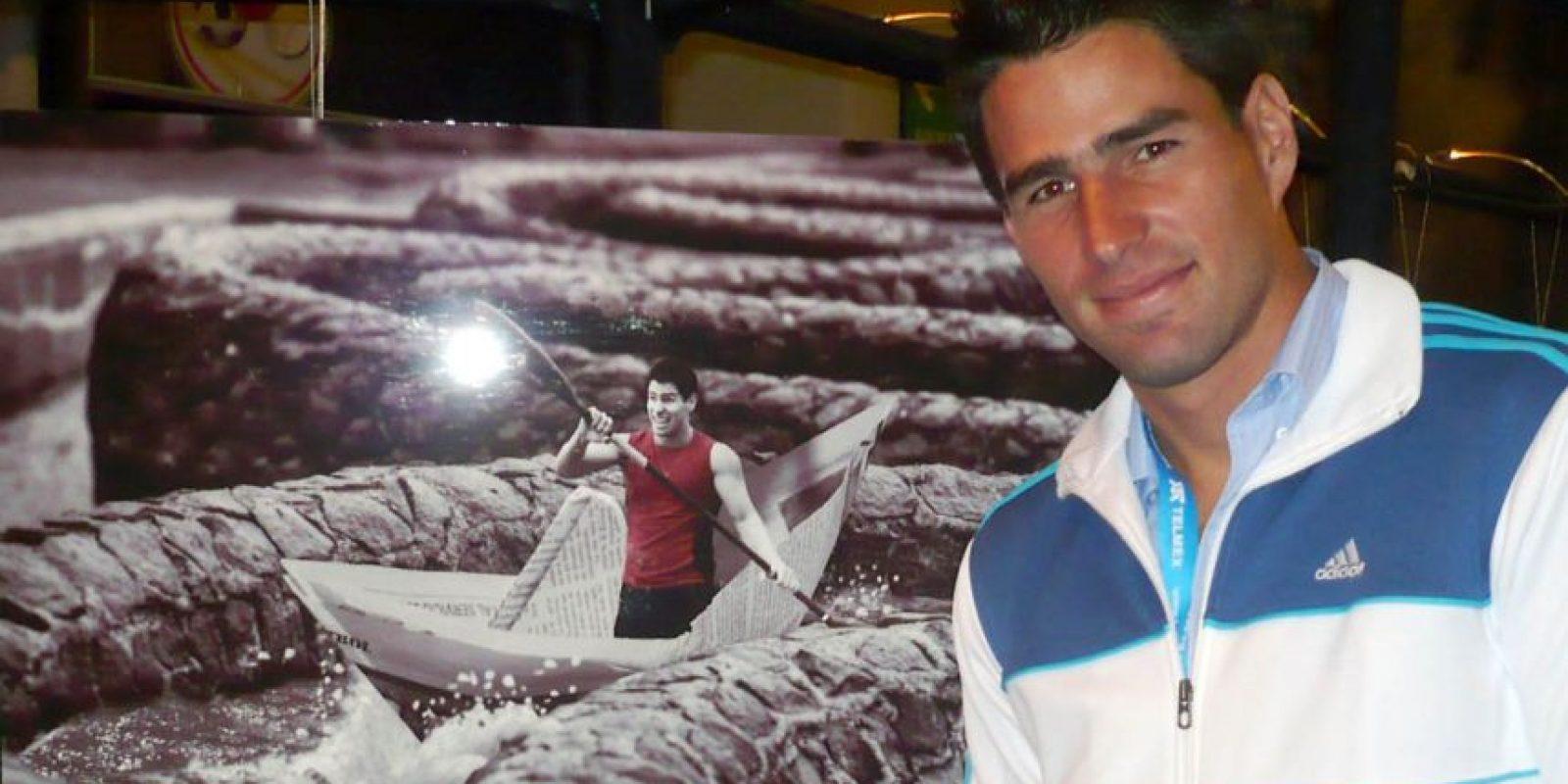 4. Manuel Cortina (México) Foto:deporteveracruzano.blogspot.com