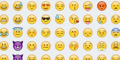 Se envían seis mil millones de emojis diariamente. Foto:Pinterest