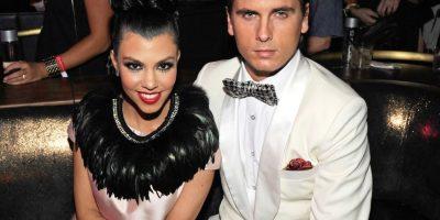 Kourtney Kardashian podría haber terminado su relación con la estrella televisiva a causa de sus excesos y constantes fiestas. Foto:Getty Images