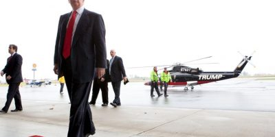 Trump continúa generando controversia por los comentarios que hace contra los inmigrantes. Foto:Getty Images