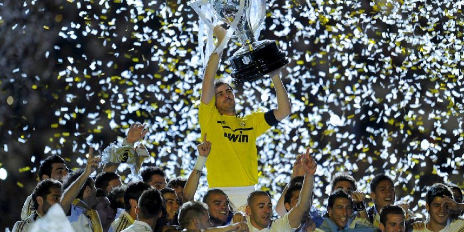 2012: Liga de España Foto:Getty Images