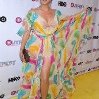"""Cayne ha declarado: """"Yo no estoy tratando de ser una portavoz de la comunidad transgénero. Solo quiero ser vista como un ser vivo, un ser humano feliz"""". Foto:Getty Images"""